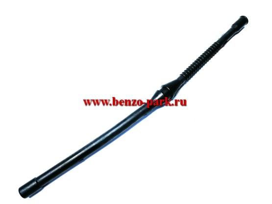 Топливный шланг для китайских бензопил с объемом двигателя 45 см3, 52 см3 и 58 см3 (одинарный)