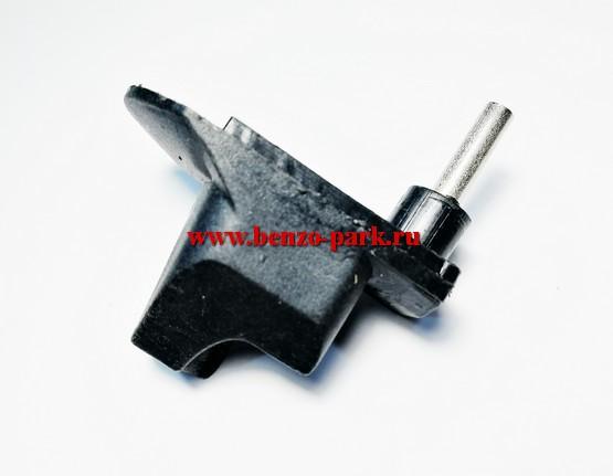 Уловитель цепи (отбойник) китайских бензопил с объемом двигателя 45см3, 52см3, 58 см3