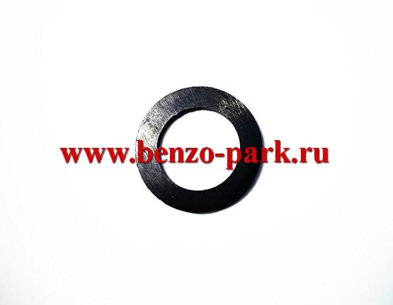 Уплотнительное кольцо пробки маслобака китайских бензопил с объемом двигателя 38 см3, 45 см3, 52 см3 и 58 см3
