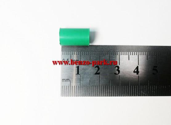Уплотнитель импульсного канала (шланг эмульсионный) для бензопил типа Husqvarna 137, Husqvarna 142 (зеленый)