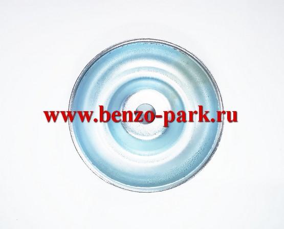 Чашка редуктора (нижняя) для китайских бензокос с объемом двигателя 26, 33, 43, 52 и 56 см3