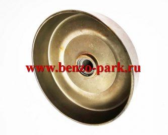 Чашка (тарелка) сцепления бензокос типа Stihl FS 38, FS 55, под трос квадрат