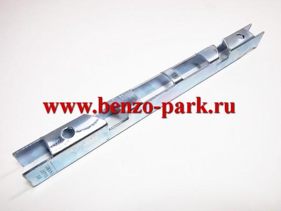 Шаблон (калибр) для стачивания ограничительного зуба цепи бензопил