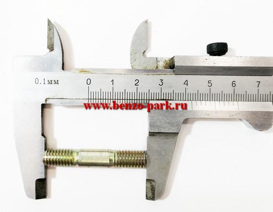 Шпильки крепления шины китайских бензопил с объемом двигателя 38-41-45-52-58 см3 (пара)