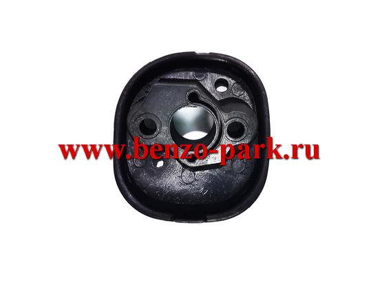 Адаптер (проставка, теплоизолятор) карбюратора бензопил Partner 350-371, Poulan 2150, 2250 и др.