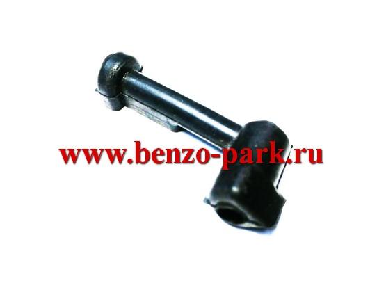 Масляный шланг (переходник маслопровода) для китайских бензопил с объемом двигателя 45см3, 52см3 и 58см3 (короткий)