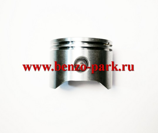 Поршневая группа китайских бензопил с объемом двигателя 62см3 (диаметр 48мм)