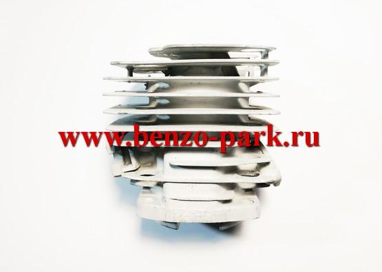 Поршневая группа китайских бензопил с объемом двигателя 45см3 (диаметр 43мм)