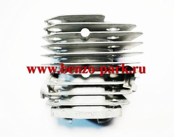 Поршневая группа китайских бензопил с объемом двигателя 52см3 (диаметр 45мм) (Benzoritm)