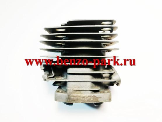 Поршневая группа китайских бензопил с объемом двигателя 58см3 (диаметр 45,2мм) (Benzoritm)